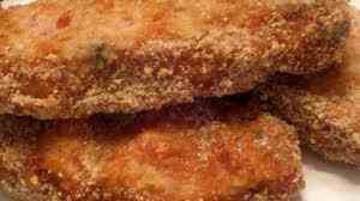 Oven-Fried Pork Chops Recipe