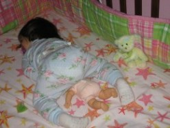 Sleep Training – Baby Sleep Schedule: How to Get Your 9 to 12 Month Old Baby to Sleep