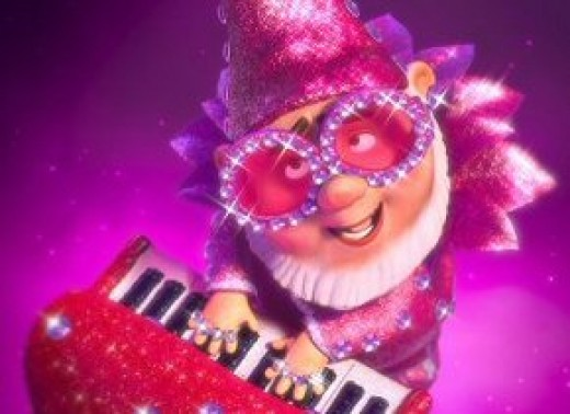 Elton John the Gnome in Gnomeo and Juliet