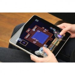 Fling Joystick for the iPad adds Tactile Feel to Gaming