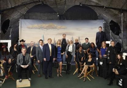 The 2011 Celebrity Apprentice Cast