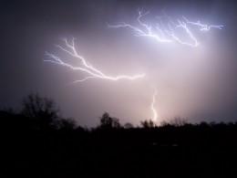 Spectacular thunderstorm!