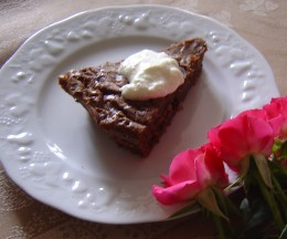 Best ever gooey French recipe for chocolate cake