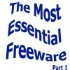 The Most Essential Freeware For Your Laptop or PC - Part 1