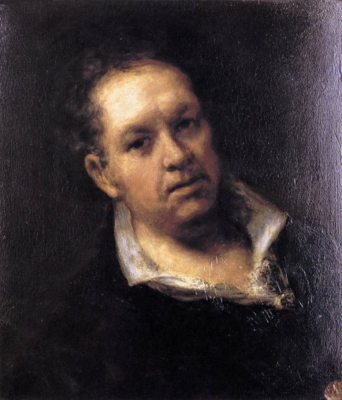 Francisco Goya - Self Portrait