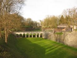 Maubeuge fortifications