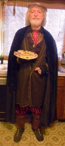 Me As Leonardo Da Vinci !!