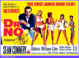 """""""As if Dr No and Ernst Blofeld had got together with Osama bin Laden to launch this fiendish attack...."""""""