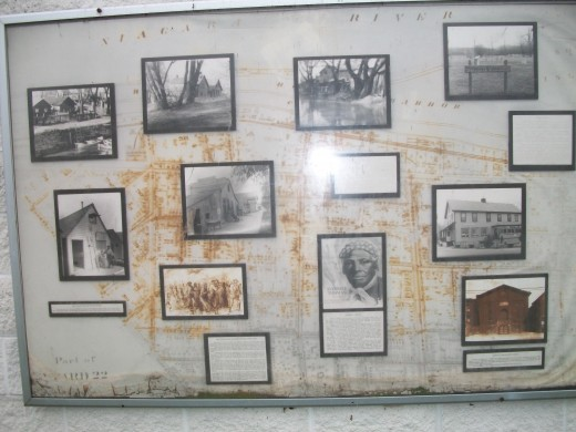 Memories of the Underground Railroad at Broderick Park