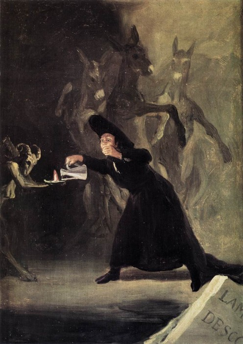 The Bewitched Man, 1798