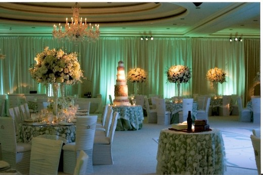 Wedding Cake Table Display Ideas wedding cake table ideas