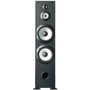 "Sony SSF-7000 Floor-Standing 4-way Speaker with 8"" Woofer (Pair)"