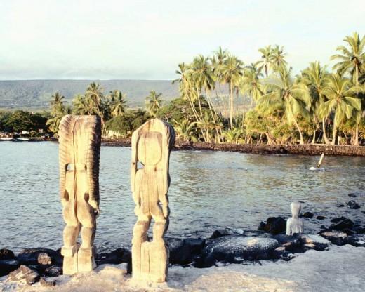 Rota Bora, a strange enough island