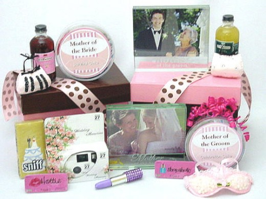"Mother of the Bride or Mother of the Groom ""Chick Kit"" gift"