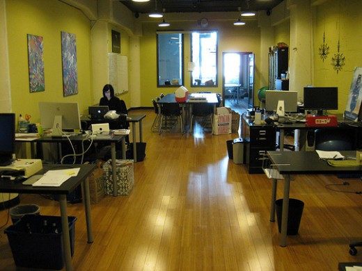 San Francisco's Citizen Space