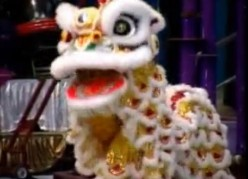 Traditional Dragon and Lion Dance - Facts and Information
