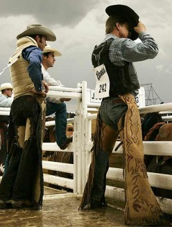 Cowboys and Cowgirls still exist.
