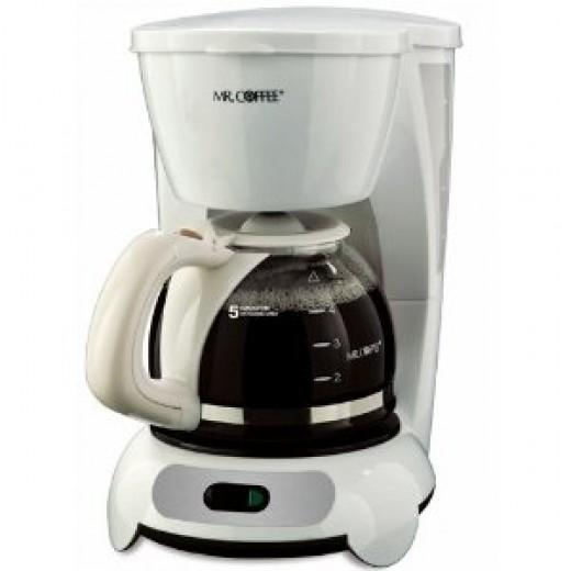 Mr Coffee will keep you awake and alert in class!