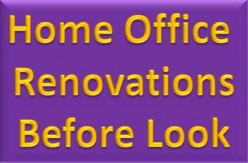 Ask DJ Lyons: Home Office Renovations Completed