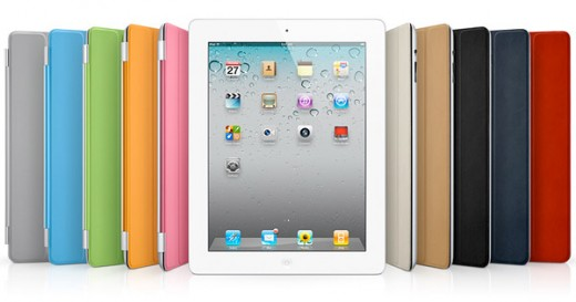All Imaged of the new iPad 2 - thanks to Apple.com