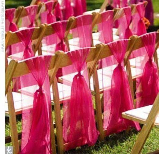 Indoor and Outdoor Wedding Ceremony Decorations
