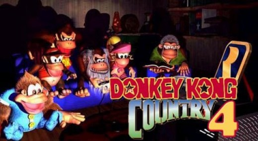 Donkey Kong Country 4 should have all 4 Kongs from the original games playable.