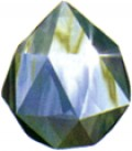 The Crystal Coconut is the predecessor to the Magic Fruit that appears in Donkey Kong Country 4.