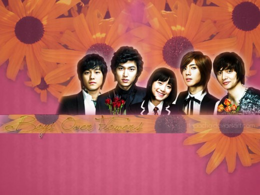 boys over flowers-korea