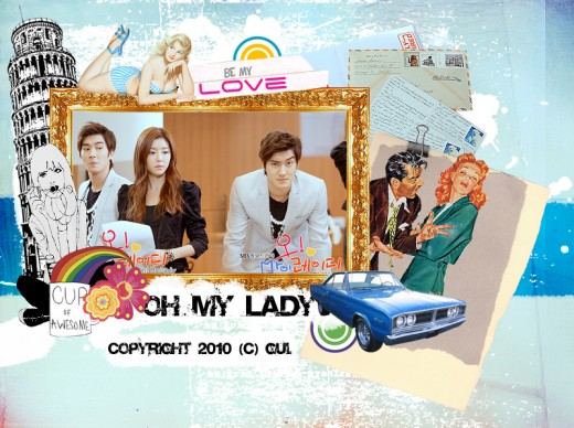 oh my lady-korea