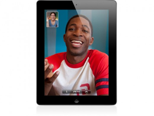 iPad 2 Video Chat