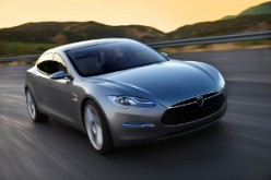 Tesla Model S - coming 2012
