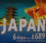 Japanese cheap breaks