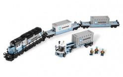 Lego New Maersk Train 10219