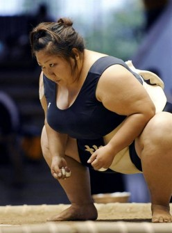 My New Hobby – Women Sumo Wrestling