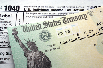 The Status of a Tax Refund