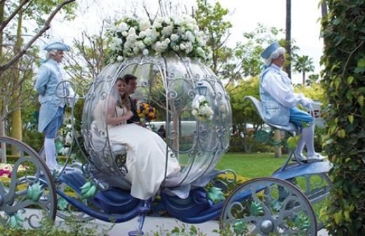 Cinderella Wedding Theme Decor