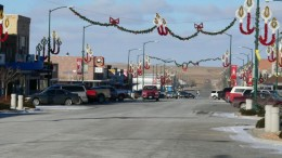 Small town, South Dakota