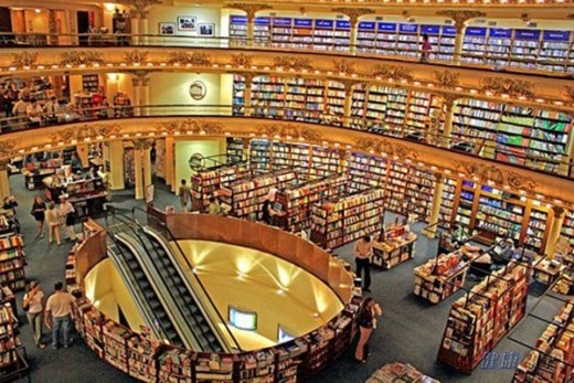 Librera El Ateneo Grand Splendid