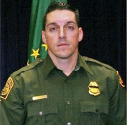 Agent Brian Terry shot down by guns we allowed into Mexico while defending himself with bean bags.