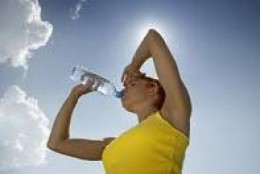remember to always hydrate before, during and after your exercise