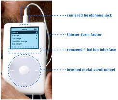 An ipod is the best company when running, walking or during any exercise