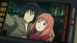 Anime Reviews: Eden of the East
