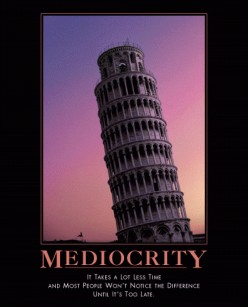 Is Mediocrity Promoted By HubPages?