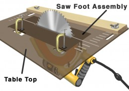 build table saw
