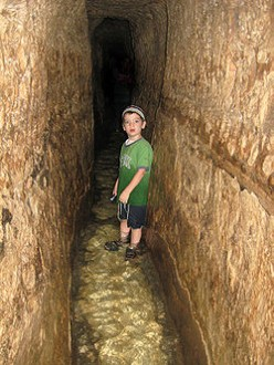 Zedekiah's tunnel