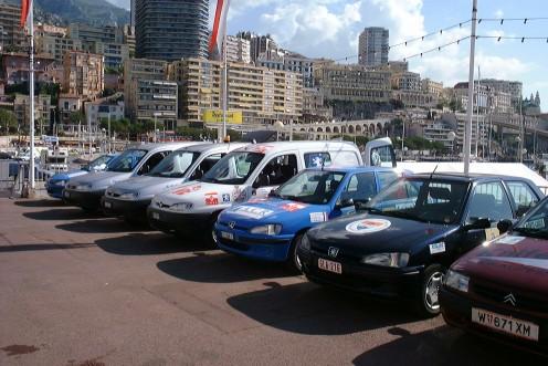 Battery-electric vehicle demonstration, Monaco