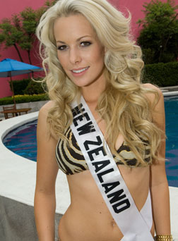 Miss New Zealand