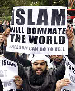 ISLAM WILL CONQUER THE WORLD.