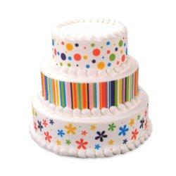 Amazing Edible Cake Stickers!
