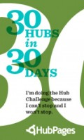 Hub #2 in the 30 Hubs in 30 Days Challenge.